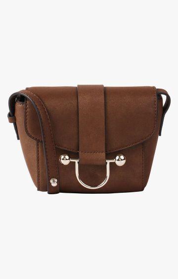 STEVE MADDEN   Bronze Sling Bag