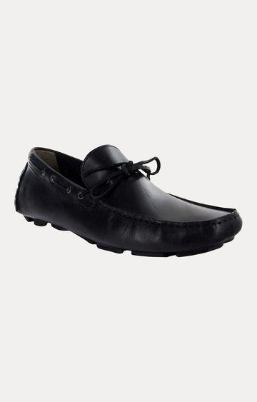 STEVE MADDEN   Navy Boat Shoes