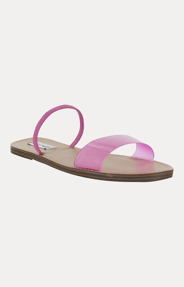 STEVE MADDEN | Pink Slip-ons