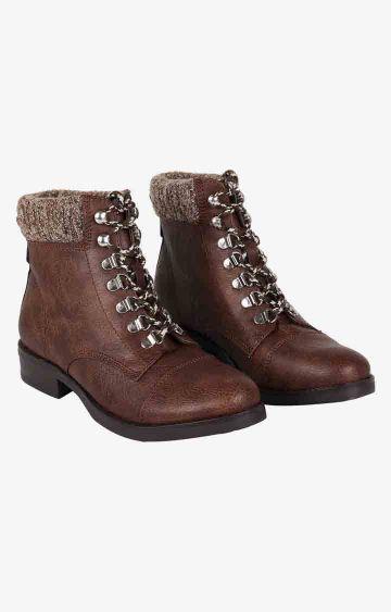 STEVE MADDEN | Brown Boots