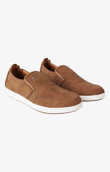 STEVE MADDEN | Tan Sneakers