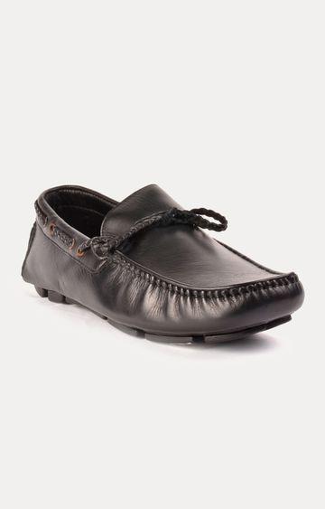 STEVE MADDEN | King Black Boat Shoes