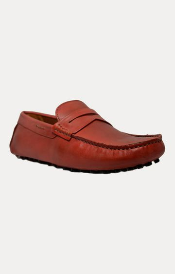 STEVE MADDEN | Red Loafers