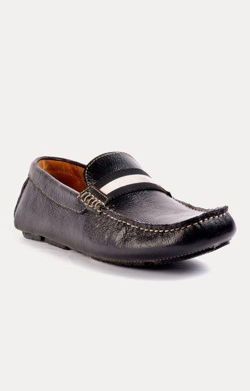 STEVE MADDEN | Raffa Black Loafers