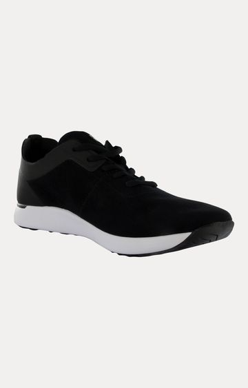 STEVE MADDEN   Black Casual Lace-up Shoes