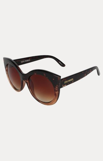 STEVE MADDEN | Black Cateye Sunglasses