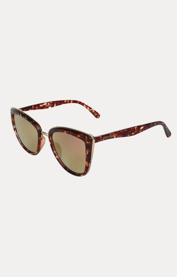 STEVE MADDEN | Red Cateye Sunglasses