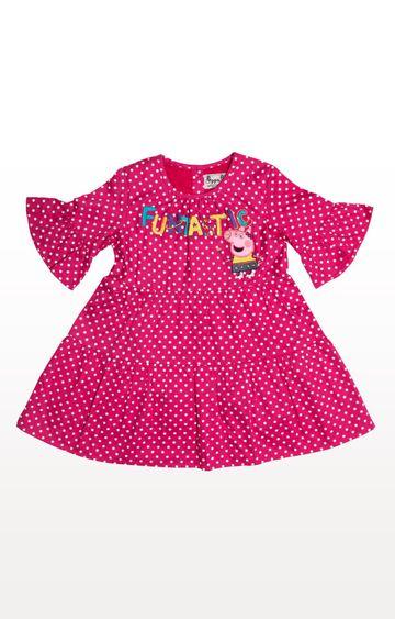 PLANET SUPERHEROES | Pink Peppa Pig - Fanstastic Dress