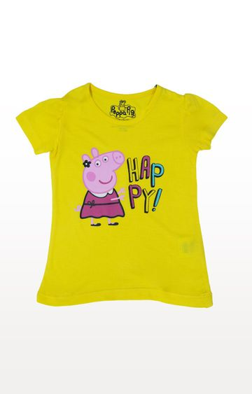 PLANET SUPERHEROES | Yellow Peppa - Graphic T-Shirt