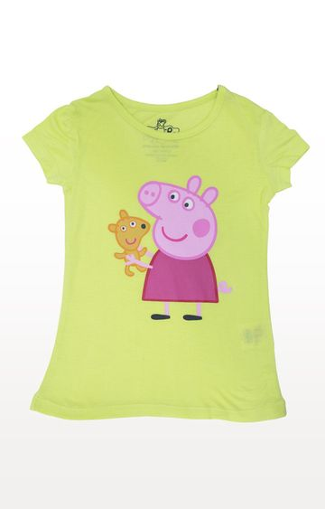 PLANET SUPERHEROES | Green Peppa - Graphic T-Shirt