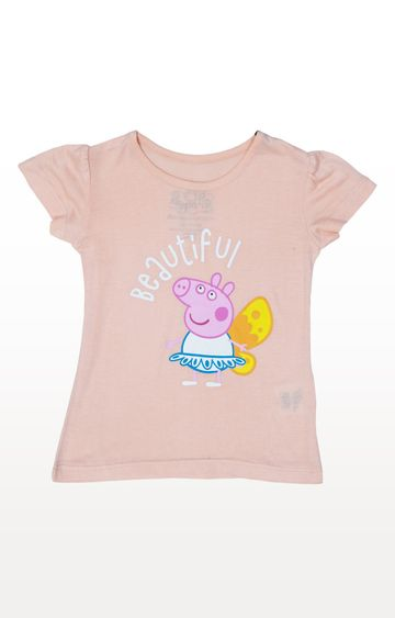 PLANET SUPERHEROES | Peach Peppa - Graphic T-Shirt