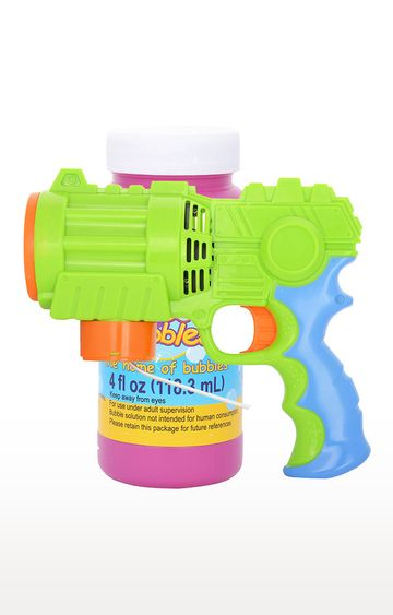 Mothercare | Rainbow Bubbles Extreme Bubble Blaster With Fuel