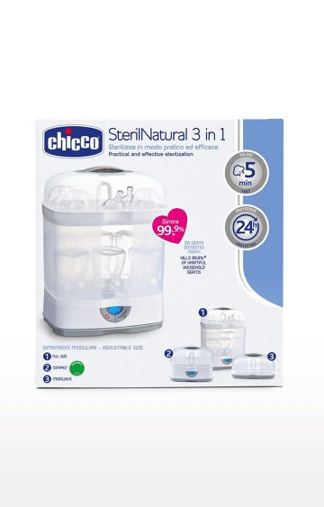 Mothercare | Chicco Sterilnatural 3In1