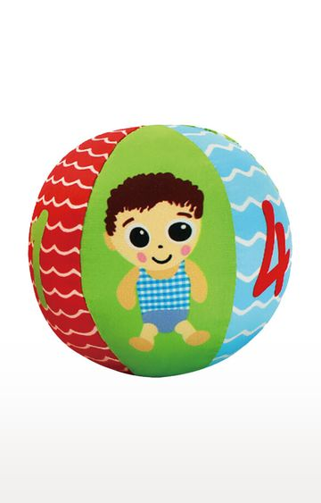 Mothercare | Bali Bazoo Interactive Soft Ball