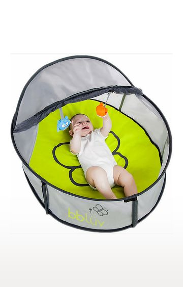 Mothercare | Bblv - Nid Mini - Compact 2-In-1 Travel Play Tent