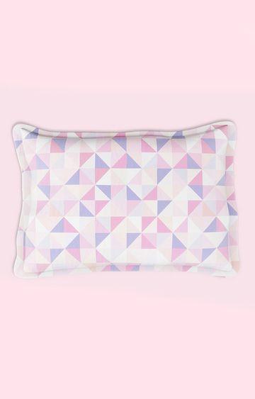 Mothercare | Fancy Fluff Organic Rectangle Pillow - Unicorn