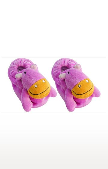 Mothercare | Biba Toys My Jungle Friends Playtime Bootie Habel The Hippo