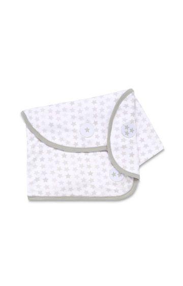 Mothercare   Grey Swaddling Blanket