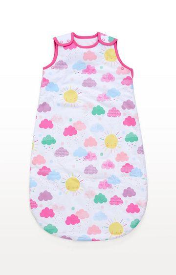 Mothercare | Multicoloureded Sunshine Snoozie Sleep Bag 6-18 Months 2.5 Tog