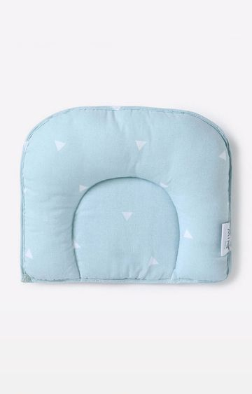 Mothercare | Mila Baby Blue Sprinkles Baby Pillow