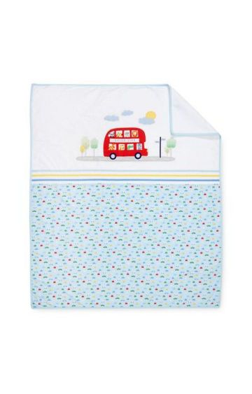 Mothercare | On The Road Coverlet