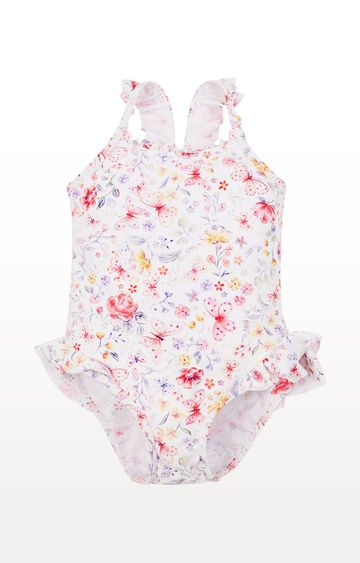 Mothercare | Floral Swimsuit