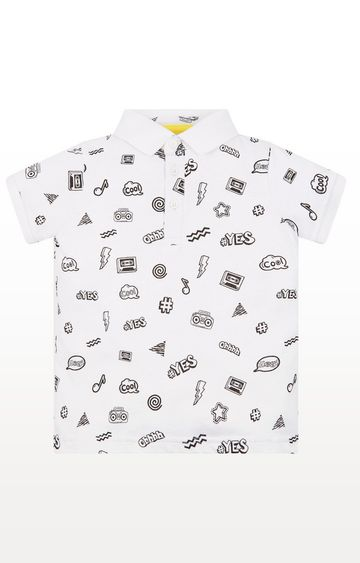 Mothercare | Make Music Polo Shirt