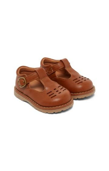 Mothercare   Brown Casual Slip-ons