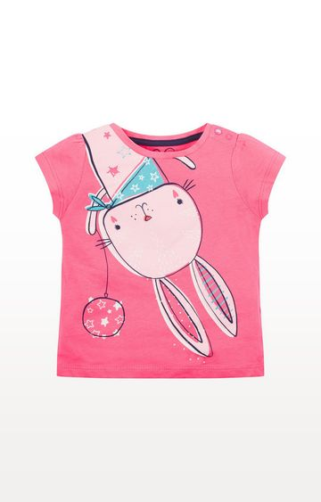 Mothercare | Upside Down Bunny T-Shirt