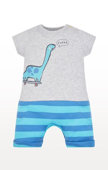 Mothercare | Skating Dinosaur Romper