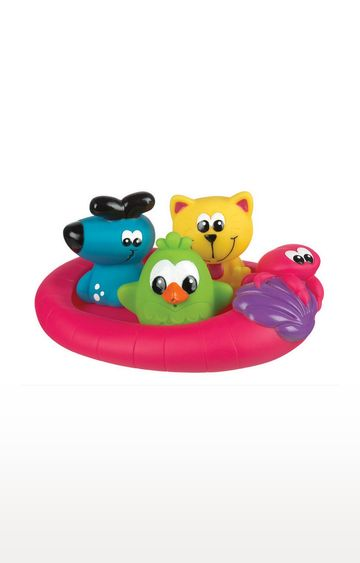 Mothercare | Playgro Floating Friends Squirtees - New