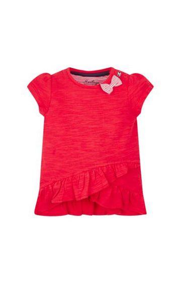 Mothercare   Red Melange Top