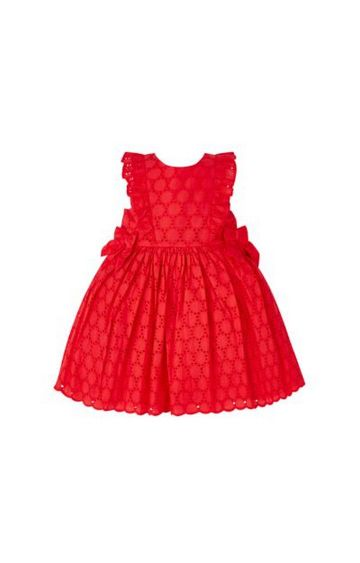 Mothercare | Red Solid Dress
