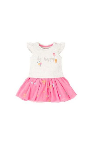 Mothercare | Pink Printed Dress