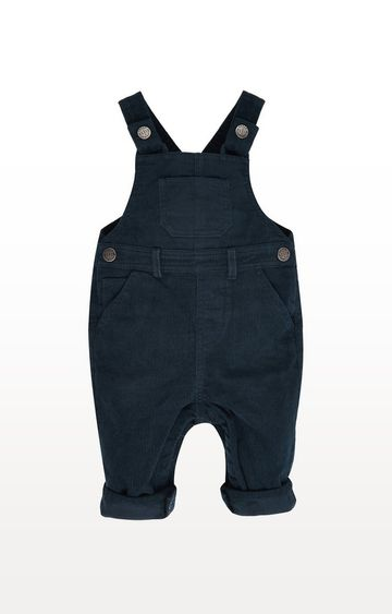 Mothercare   Grey Cord Dungarees
