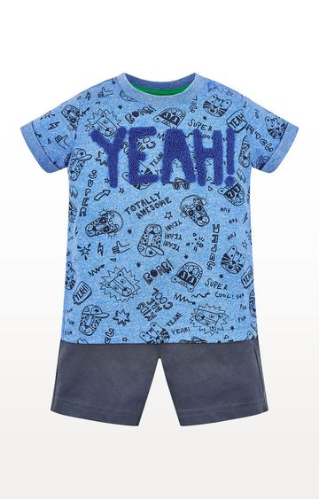 Mothercare | Yeah T-Shirt and Shorts Set
