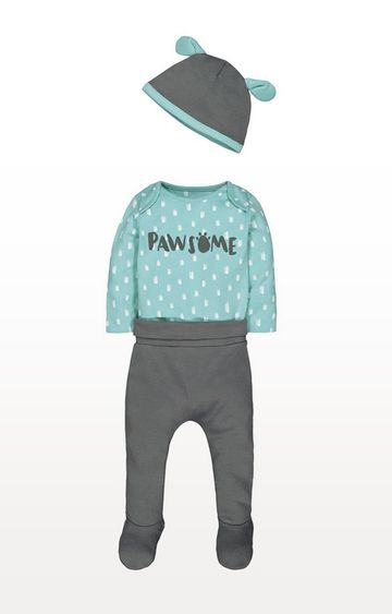 Mothercare | Pawsome Dog Three Piece Set