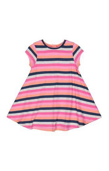 Mothercare | Multicoloured Stripe Dress