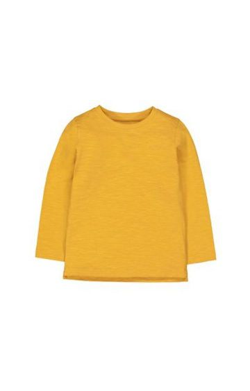 Mothercare | Mustard Car T-Shirt