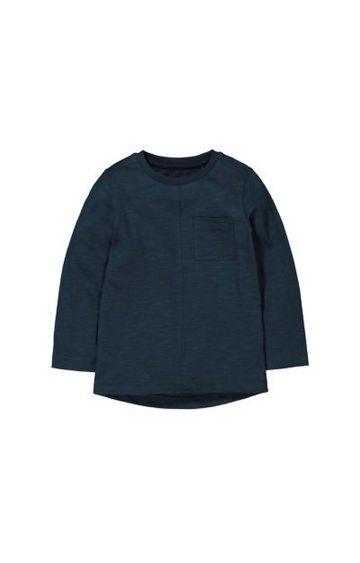 Mothercare | Navy Pocket T-Shirt