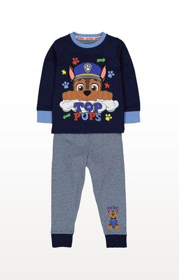 Mothercare | Blue Paw Patrol Chase Pyjamas