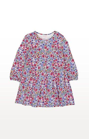 Mothercare | Floral Drop-Waist Dress