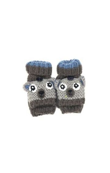 Mothercare | Bear Converter Gloves