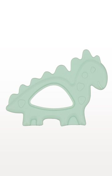 Mothercare | Green Dino Silicone Teether