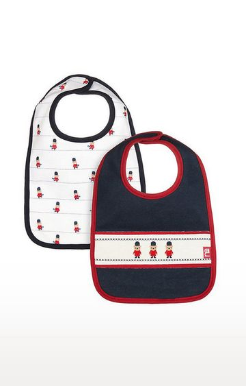 Mothercare | Mothercare Heritage Floral Bibs - 2 Pack