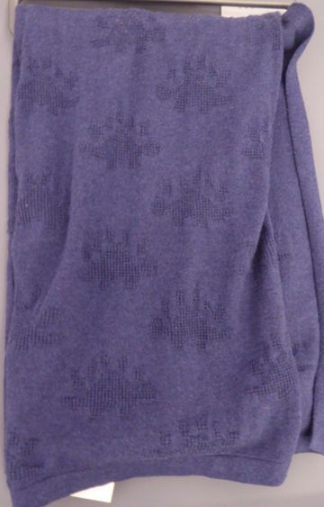 Mothercare   Blue Solid Hooded Towel