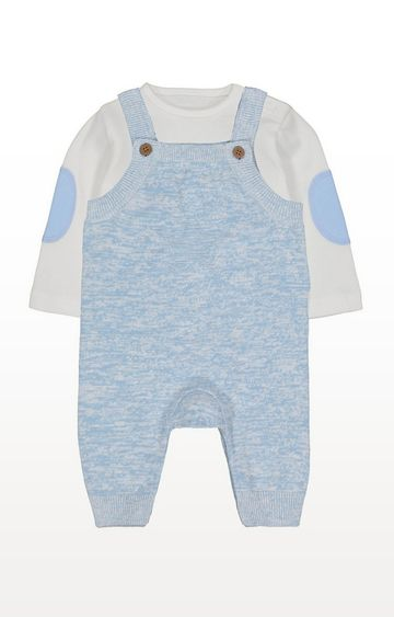 Mothercare | My First Knitted Dungaree Set