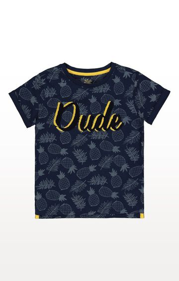 Mothercare | Dude Pineapple T-Shirt