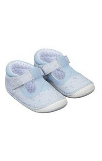 Mothercare | Blue Casual Slip-ons