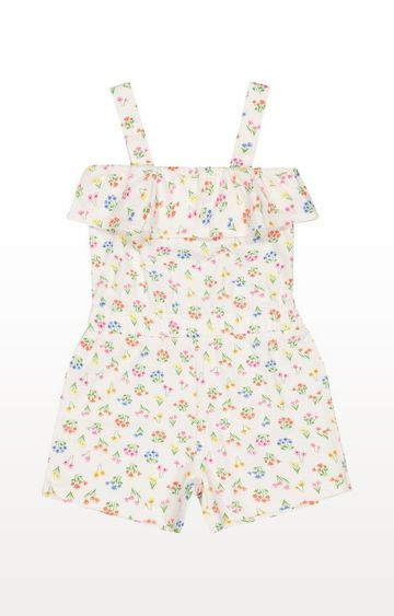 Mothercare | Floral Playsuit